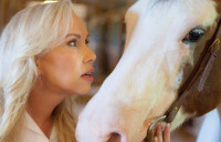 Gail Trauco, grief mediator, equestrian therapy