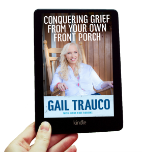 Kindle sweepstakes, Gail Trauco